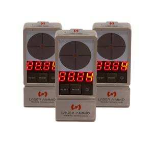 laserpack3, tarcza elektroniczna
