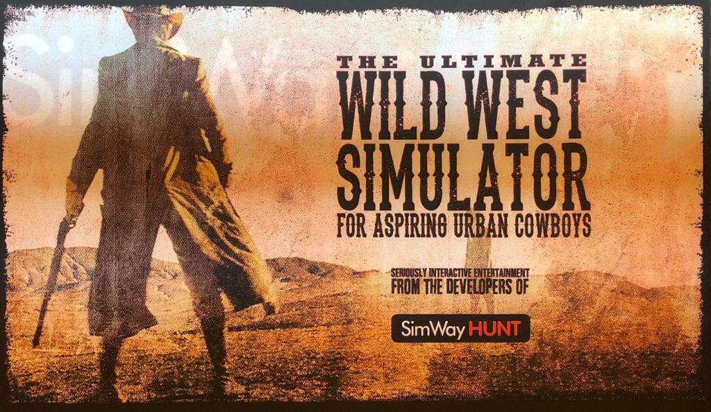 simway wildwest symulator trenażer pojedynek turniej adrenalina