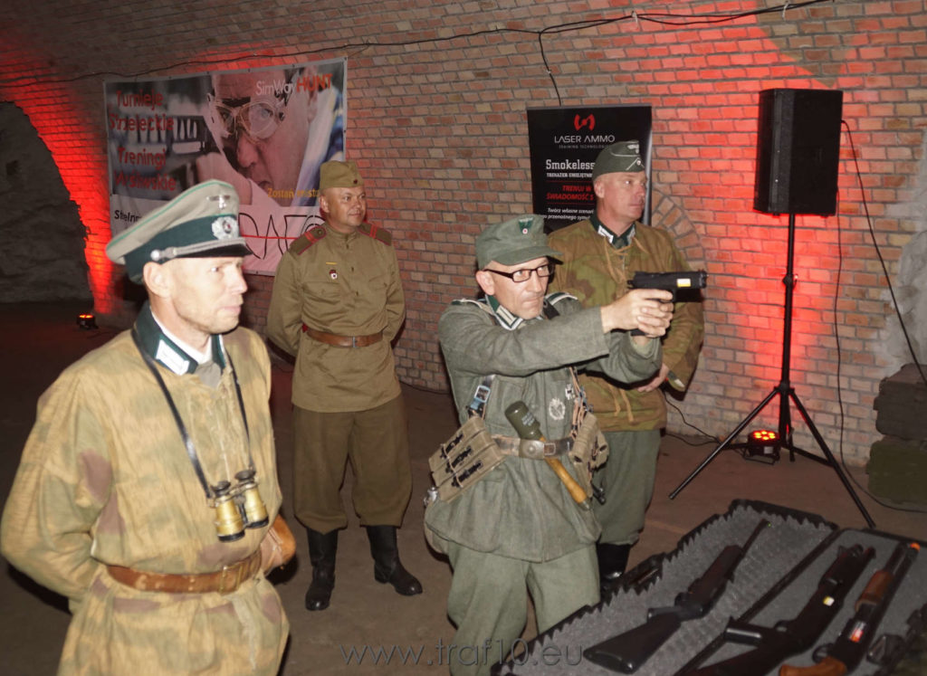 SimWay Fort VI Poznań